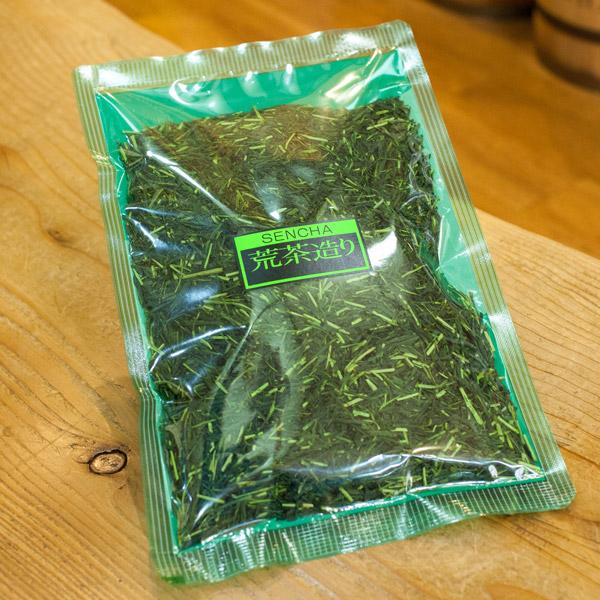 静岡茶 荒茶造り