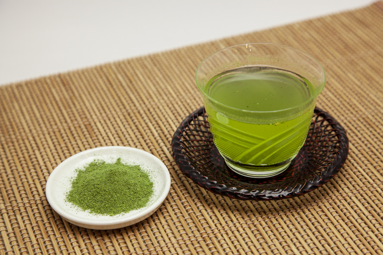 静岡茶 菊川 粉末茶